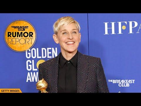 'Ellen DeGeneres Show' Under Investigation For Workplace Hostility