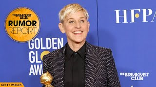 Ellen DeGeneres Show Under Investigation For Workplace Hostility