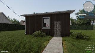 الحلقة 1 : نبدا من الصفر في محاكي تصليح وبناء البيوت House Flipper :)