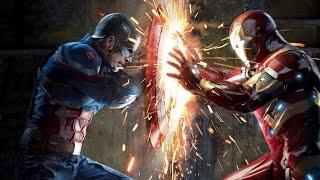 Captain America Civil War/Dawn of Justice  Disciple- Game On  HD