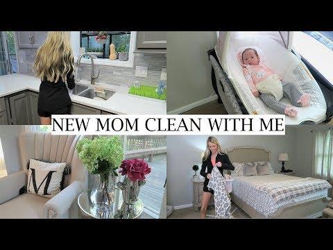 CLEAN W/ ME NEW MOM EDITION   4 WEEKS POSTPARTUM   ERICA LEE