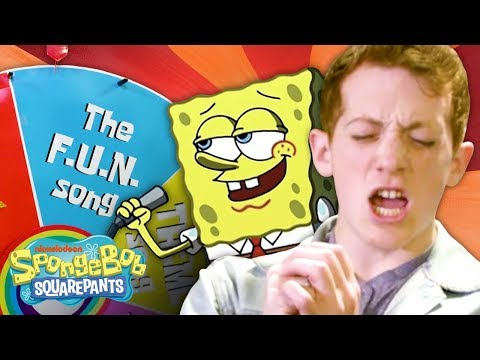 Wheel of SpongeBob Song Impressions 🎤 w/ the Cast of SpongeBob the Musical!