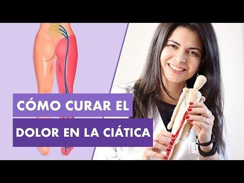 Imagem ilustrativa do vídeo: EJERCICIOS PARA EL NERVIO CIÁTICO