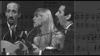 Three Folk Favorites - PP&M -Judy Collins - Joni Mitchell