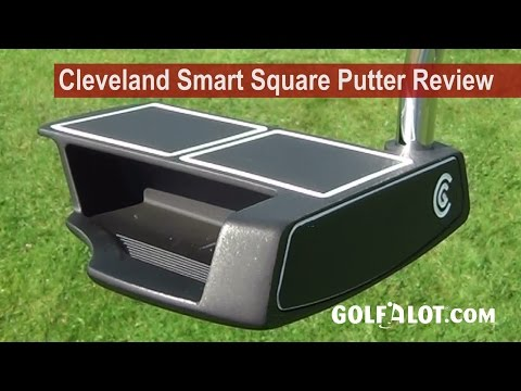 Cleveland Smart Square Putter Review by Golfalot