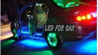 LED FOR CAR  לדים למכוניות