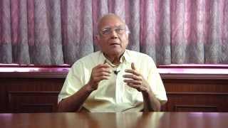 B K Jhawar, Founder of Krishi Gram Vikas Kendra and industrialist