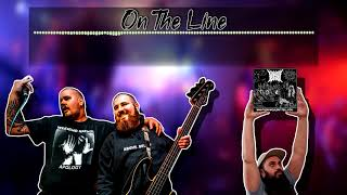 Life's Ill - On The Line with Max and Yanni [Visualiser]