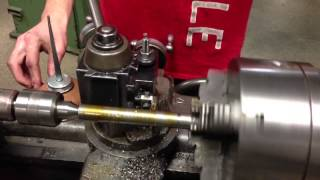 Threading On A Southbend Lathe