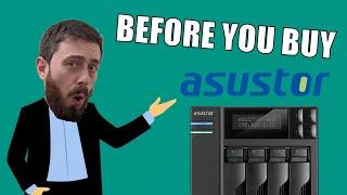 Asustor NAS - Before You Buy
