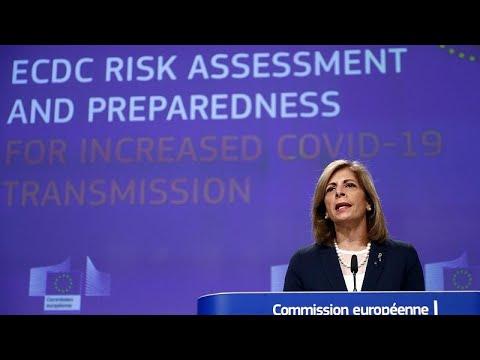 Στ. Κυριακιδου: «Τις προσεχείς ημέρες» το συμβόλαιο της ΕΕ με την Pfizer/BioNTech…