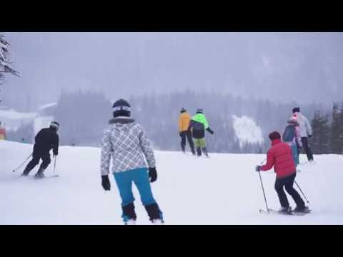 Warunki narciarskie w Szczyrk Mountain Resort, 7.02.2018