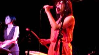 Cibo Matto-  Tenth Story Ghost Girl  [Live at Brighton Music Hall]