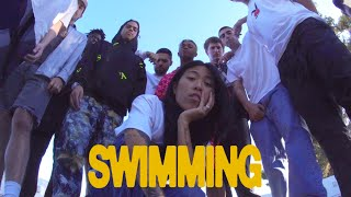 Deb Never   Swimming (Official Video)