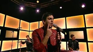 Darin - F your love - Nyhetsmorgon (TV4)