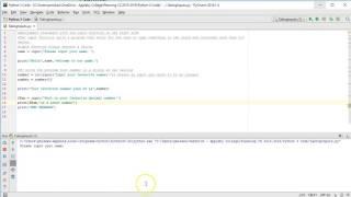 The Basics - Python 3: Taking Integer and Float Inputs