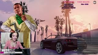 GTA 5 RP Downtown (1080)/ Девушка в деле I PROMO CODE : PLOXAYA