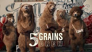 Müller 5 Grains TV Ad