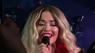 Rita Ora Live in Manila LET YOU LOVE ME   Mylene-4th Impact