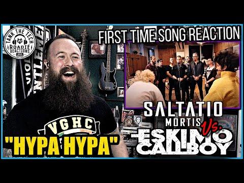 "Saltatio Mortis vs. Eskimo Callboy - ""Hypa Hypa"" | ROADIE REACTIONS"