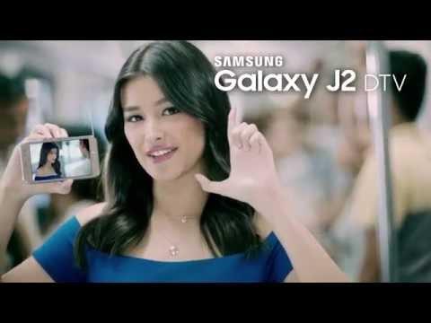 SAMSUNG GALAXY J2 DTV-TVC