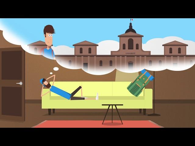 Animatie over de Globetrotter Verzekering van Allianz Global Assistance