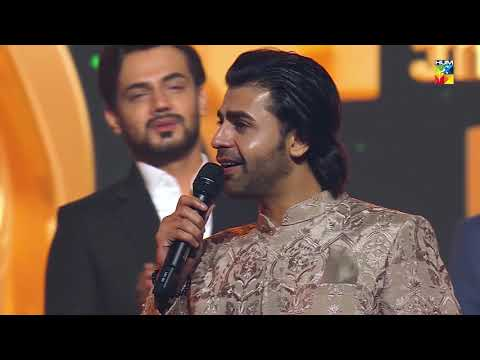 Best Moments   Farhan Saeed   Sinding   Suno Chanda   Kashmir 7th HUM Awards   HUM TV