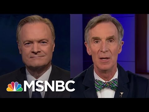 Bill Nye On President Donald Trump's Climate Orders: 'Clean Coal Is A Myth' | The Last Word | MSNBC