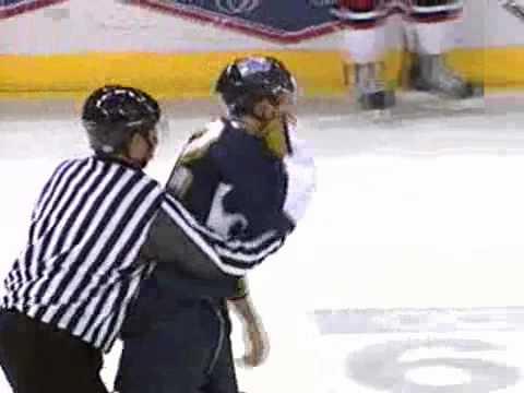 Brian Matte vs. Kyle Hood