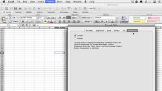 How to Lock a Number in Excel on Mac : Apple Devices & Other Tech Tips