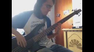DragonForce - Body Breakdown - Bass Cover