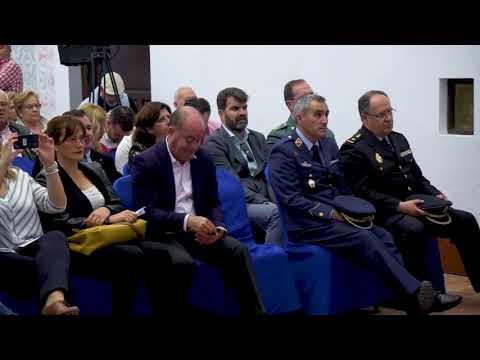 Día de Europa 2018-DUSI Caminito del Rey. Intervención de José Alberto Armijo