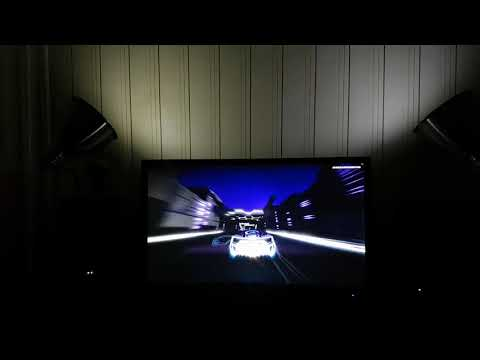 Philips hue sync app works great for this game! :: Distance