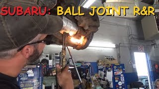 Subaru - Ball Joint Replacement