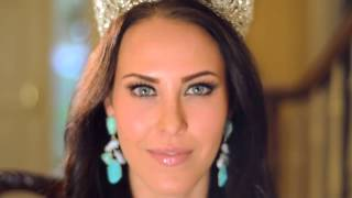 Miss World 2014 Contestant Introduction-Elizabeth Safrit from United States of America