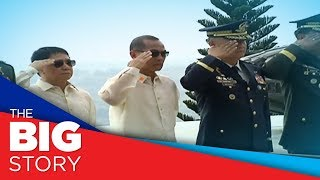 PH Honors War Veterans At Shrine Of Valor In Mt. Samat, Bataan