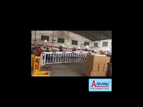 Fencing Boom Barriers