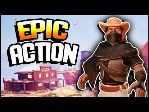 Sky Noon - GRAPPLING, LASSOING INTENSE ACTION In The Old West! (Sky Noon Gameplay Beta)