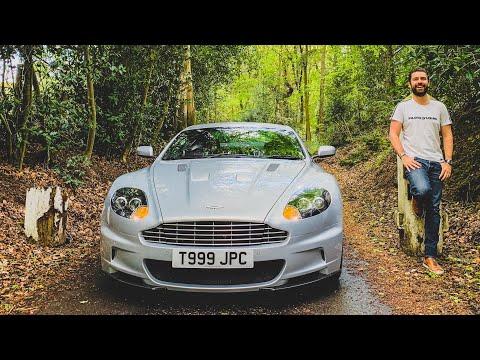 Aston Martin DBS First Drive Review! Modern Classics Ep 12