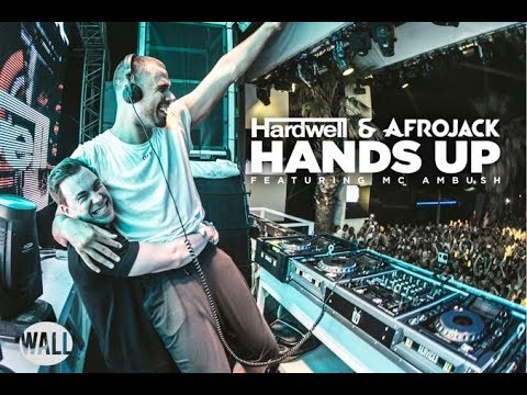 Hands Up Feat. Hardwell &  MC Ambush