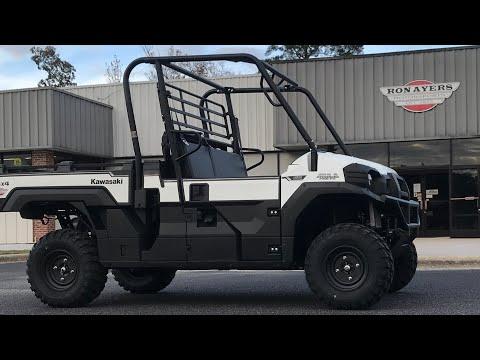 2021 Kawasaki Mule PRO-FX EPS in Greenville, North Carolina - Video 1