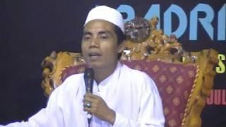 Ceramah Agama Haflatul Imtihan Ke 25 YPI Badril Huda