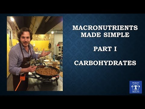 Macronutrients Made Simple Part I - Carbohydrates