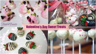 DIY Valentines Day Sweet Treats Edible Gift Ideas  FoodishBeauty