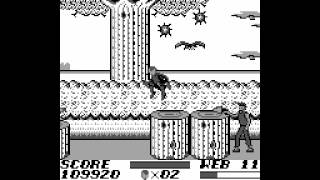 Longplay  The Amazing Spider Man   (Game Boy)