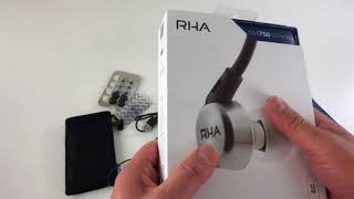 RHA MA-750 Wireless In-ear Headphones