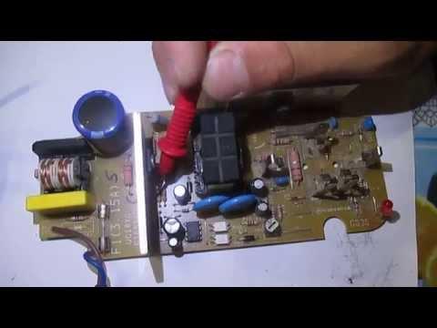 Ремонт зарядки от шуруповерта hitachi