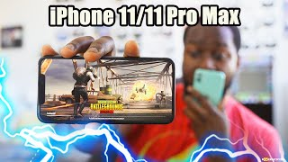 Apple iPhone 11 & Apple iPhone 11 Pro Max Gaming!