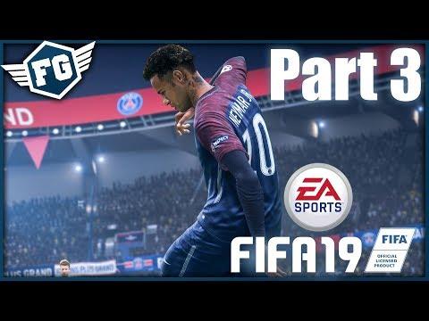 JSME V REAL MADRID - FIFA 19: Cesta #3