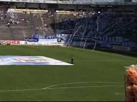 """""""El Puebla y sus Malkriados , El Paso por la A"""" Barra: Malkriados • Club: Puebla Fútbol Club"""